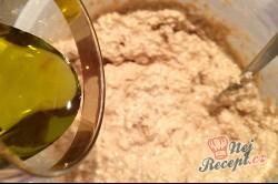 Příprava receptu FITNESS bábovka z jablek a ovesných vloček, krok 5