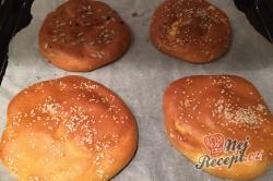 FITNESS recept na pečivo bez mouky ze 3 surovin, krok 5