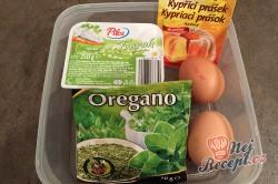 FITNESS recept na pečivo bez mouky ze 3 surovin, krok 1