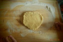 Příprava receptu Mřížkový koláč s tvarohem, krok 1