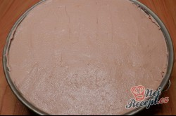 Příprava receptu Nepečený broskvový dort, krok 17