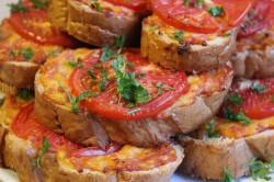 Příprava receptu 6 tipů pro horké sendviče k snídani, krok 3