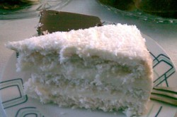 Příprava receptu RAFFAELLO dort připravený za 30 minut, krok 1