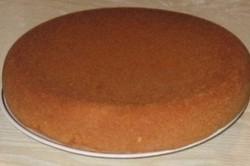 Příprava receptu Nejjednodušší piškotové těsto na koláče a dorty, krok 6