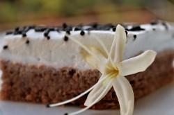Příprava receptu Šťavnatý koláč se šlehačkou, krok 2