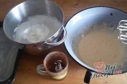 Příprava receptu Banánové řezy alá pribináček, krok 2