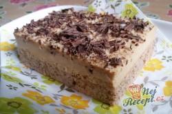 Příprava receptu Karamelově ořechové řezy, krok 12