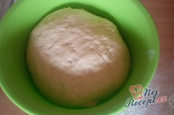 Příprava receptu Sladké snídaňové rohlíky, krok 5