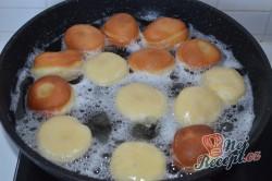 Příprava receptu Bavorské vdolečky jako peříčko, krok 4