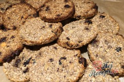 Příprava receptu Zdravá svačina - banánovo kokosové cookies BEZ CUKRU a BEZ VAJÍČKA, krok 1