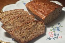 Příprava receptu Zdravý chléb bez mouky, krok 5