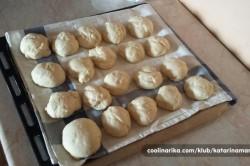 Příprava receptu Nejjemnější jednoduché domácí rohlíky, krok 1