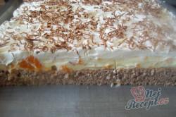 Příprava receptu Skvělé mandarinkové řezy - KROK ZA KROKEM, krok 13