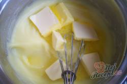 Příprava receptu Skvělé mandarinkové řezy - KROK ZA KROKEM, krok 5