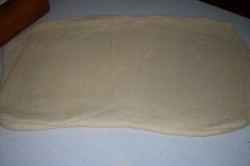 Příprava receptu Máslové croissanty FOTOPOSTUP, krok 8