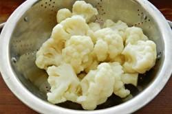 Příprava receptu Nejlepší způsob jak připravit květák bez smažení, krok 2
