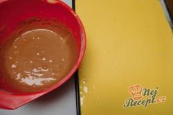 Příprava receptu Melírovaná rychlovka, krok 2