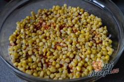 Příprava receptu Vrstvený salát Gyros, krok 4