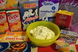 Příprava receptu Nepečený dort s vanilkovým krémem, krok 1