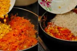 Příprava receptu ,,Líná,, kuřecí stehna z jednoho pekáče, krok 2