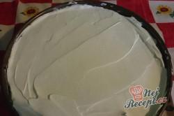 Příprava receptu Nepečený dort s vanilkovým krémem, krok 11